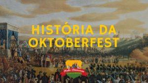 tumb história da Oktoberfest