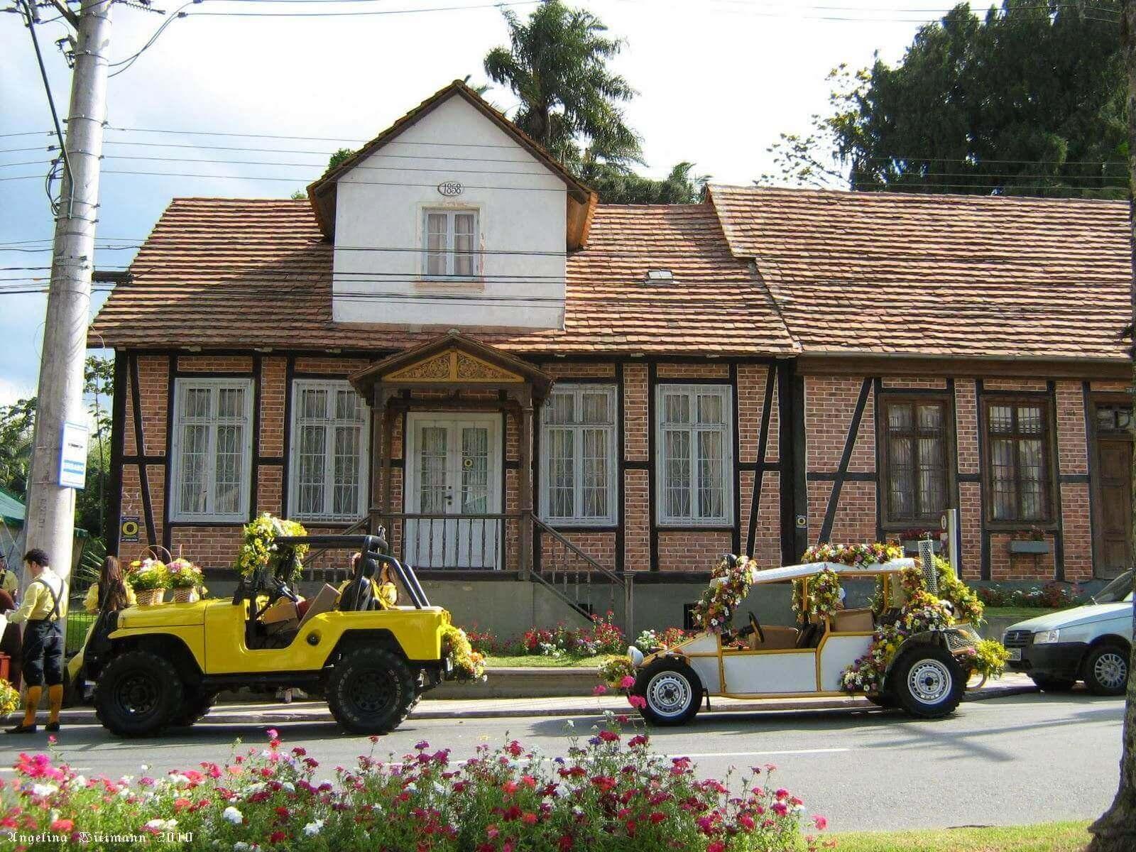 Museu da família colonial de Blumenau