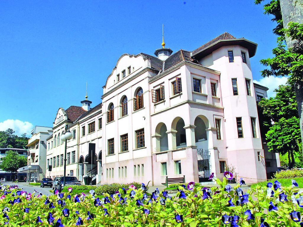 Museu de arte de Blumenau