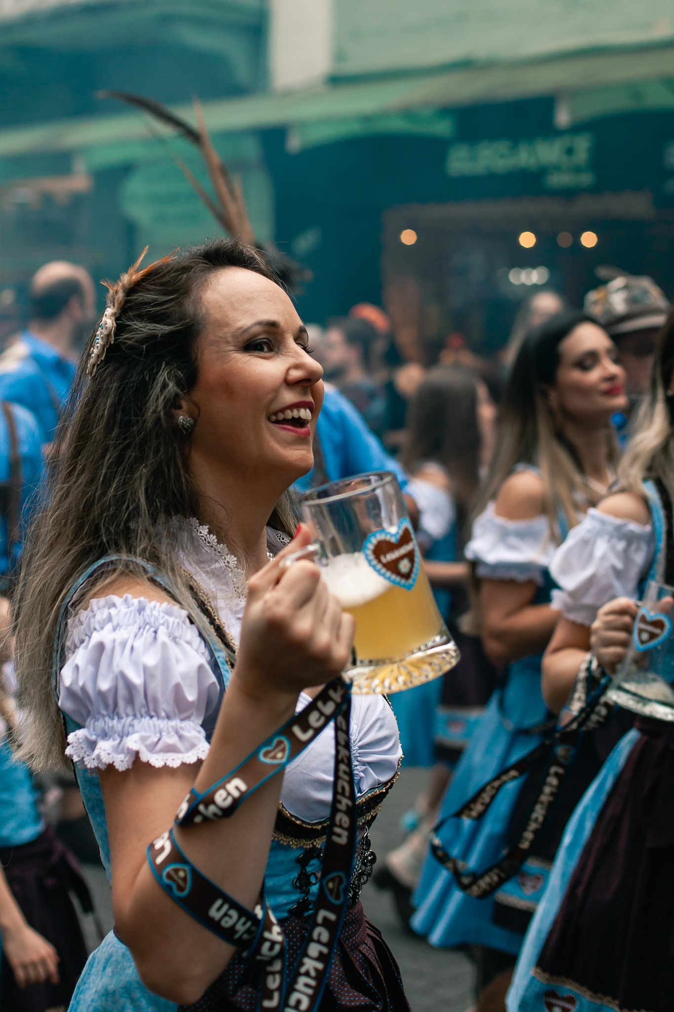 desfile Oktoberfest - 2019